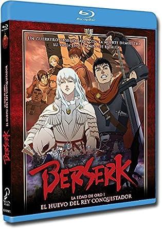 Amazon.com: Berserk. La Edad De Oro I. El Huevo Del Rey ...