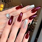 Gershion Red Poly Nail Gel Kit 30ML Extension