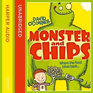 Monster and Chips Audiobook