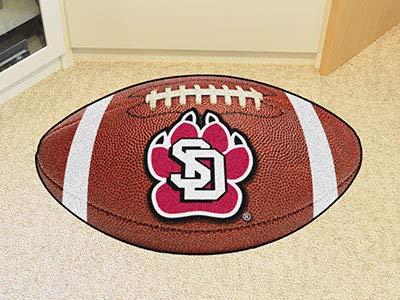 Fanmats University of South Dakota Football Rug - 3042