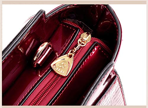 De Bolso Rojo Asas Para Mujer Beige Koon Large q85dCwqn