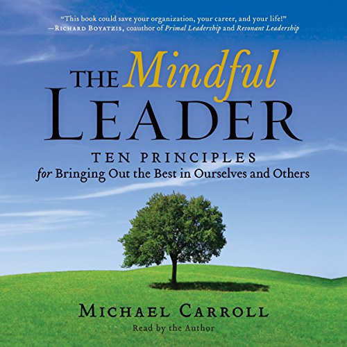 The Mindful Leader by Random House Audio