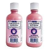 calamine HUMCO Calamine Lotion, 6 fl oz, 2 Pack