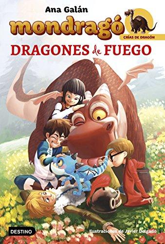 Mondragó # 2. Dragones de fuego: (Spanish Edition) (Mondrago Crais De Dragon)