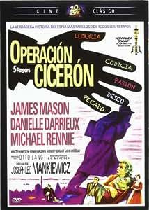 Operacion Ciceron (1952) [DVD]