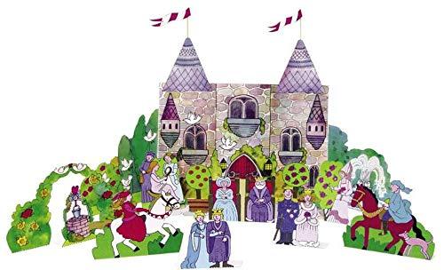 Im Prinzessinnen-Schloss