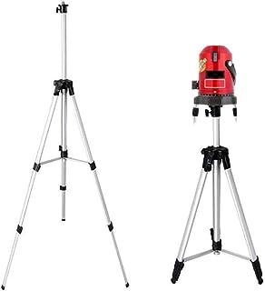 Purplert 1.5m Tripod For Laser Level, Building level Construction Marker Tools, Automatic Self 360 degree Leveling Measure,