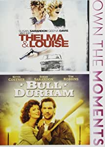 Bull Durham / Thelma & Louise [Double Feature]
