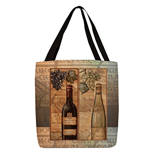 CafePress - Wine Best Seller - Polyester Tote Bag (Tuscany Tote Wine)
