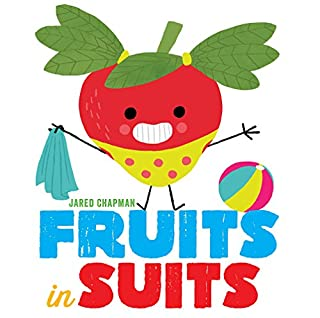 Book Cover: Fruits in Suits