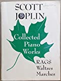 img - for The Collected Works of Scott Joplin - (Volume 1) Works for Piano book / textbook / text book