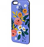 iphone 6 case rifle paper co - Rifle Paper Co. Violet Rose Cell Phone Cover with Inlay for iPhone 6 Plus