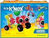 : Kid K'nex Zoomin' Buddies-81 pcs