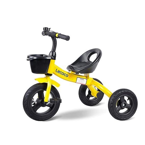 Car toy model Bicicleta con Pedales de 3 Ruedas para niños ...