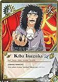 Naruto Card - Kiba Inuzuka 498 - A New Chronicle - Common - 1st Edition