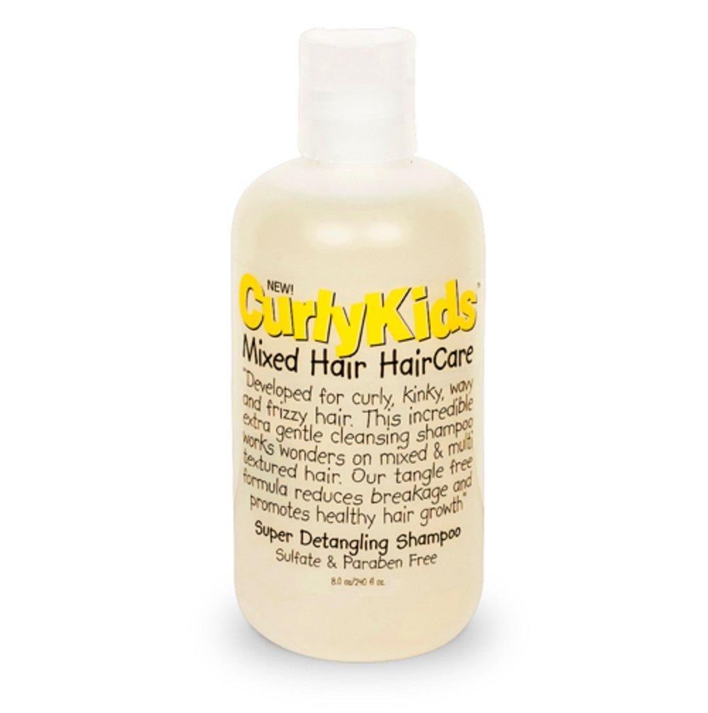 Curlykids Mixed Haircare Super Detangling Shampoo