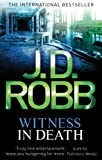 Witness in Death by J.D. Robb front cover