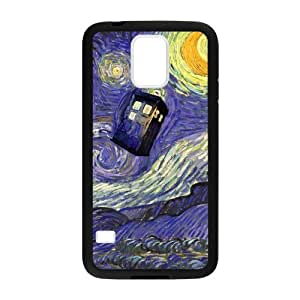 Custom Unique Design Doctor Who Samsung Galaxy S5 Case Doctor Who S5 Cover