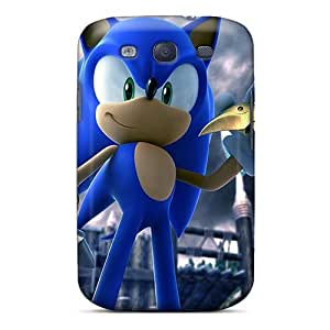 DaMMeke MbwTrab850Lkkie Case Cover Skin For Galaxy S3 (sonic & The Black Knight)
