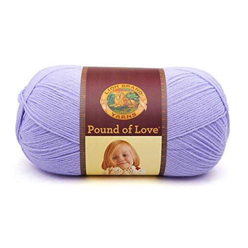 Lion Brand Yarn 550-144 Pound of Love Yarn, ()