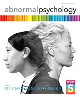 Amazon case studies in abnormal psychology 9781118086193 abnormal psychology 16th edition fandeluxe Choice Image