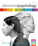 Abnormal Psychology, Butcher, James N. and Mineka, Susan, 0205944280