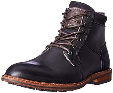Wild Rhino Men's Tyler Boots, Black, 6 AU (40 EU)