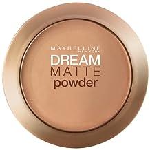 Maybelline New York Dream Matte Powder, Beige, Medium 2-2.5, 0.32 Ounce