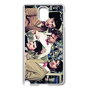 Samsung Galaxy Note 3 Cell Phone Case Covers White Mumford & Sons Y7408889