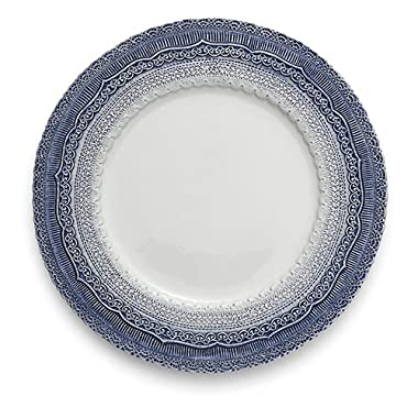 Arte Italica Finezza Royal Charger Plate, Blue