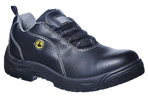 Portwest FC96 - Todos tracción Propósito, color Negro, talla Small Negro