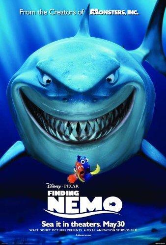 Finding Nemo POSTER Movie (27 x 40 Inches - 69cm x 102cm) (2003) (Style E) ()