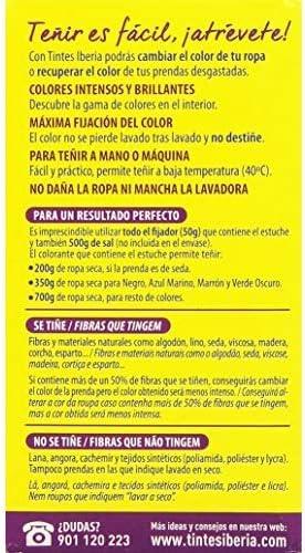 Iberia - Tinte Violeta para ropa, 40°C: Amazon.es: Belleza