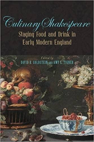 Book Culinary Shakespeare: Staging Food and Drink in Early Modern England (Medieval and Renaissance Literary Studies)