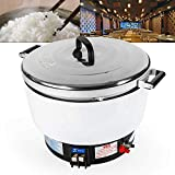 10L Commercial Rice Cooker, Electric 50 Cup