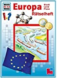 Europa: Stadt, Land, Fluss (Rätselheft)