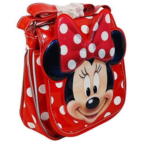 Borsa tracolla Minnie Infantil Crossover Disney Crossbody Borsa vTEOxgtq