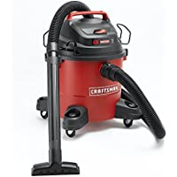 Craftsman 6 Gallon 3 Peak Horse Power HP Wet/Dry Vac 12004 Workshop House Cleaning