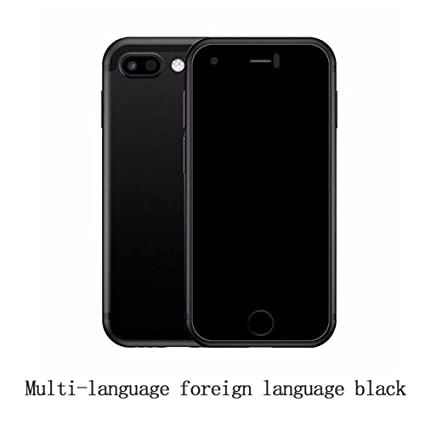 Unlocked Soyes 7S Dual Sim Small Mini Android Smart Touch Screen Mobile  Phone (Black)