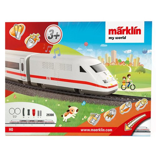 Marklin My World Ice Train Battery Starter Set
