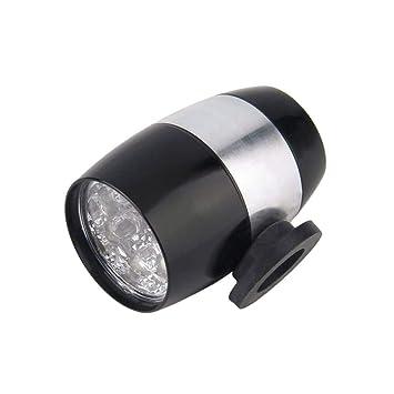 LED Bicycle Bright Bike Lamp Safe Riding Flashlight Lamp Set Waterproof Lamp