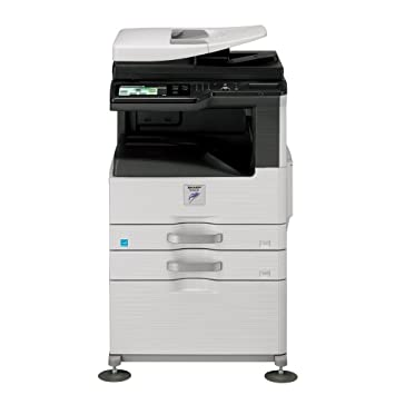 Amazon.com: Sharp MX-M314N Black and White Laser Printer ...