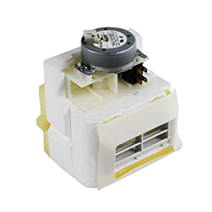 Frigidaire 241600902 Refrigerator Air Damper Control Assembly Genuine Original Equipment Manufacturer (OEM) Part