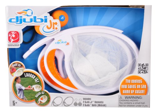 Djubi Junior - the Coolest Twist on the Game of Catch for Younger Players by Blue Orange
