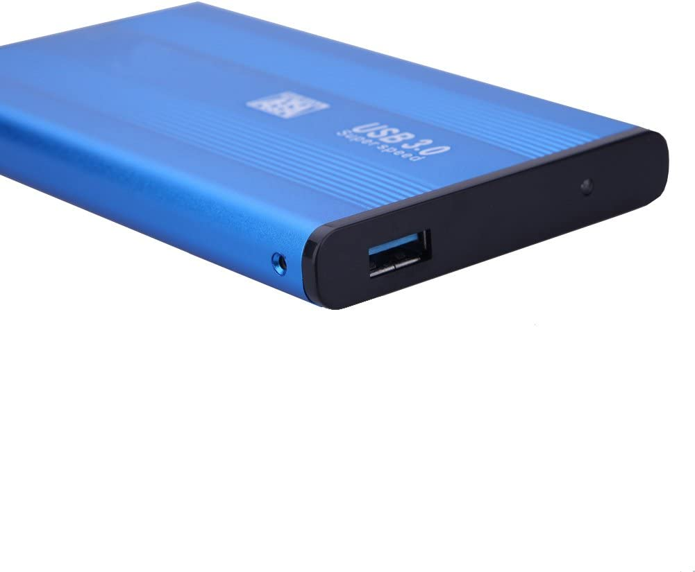 WinnerEco 2.5 USB 2.0 SATA Hd Box HDD Hard Drive External Enclosure Case