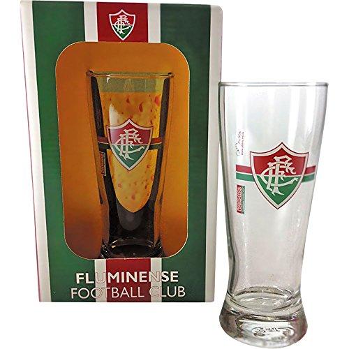 Copo Chopp Fluminense Times de Futebol Transparente