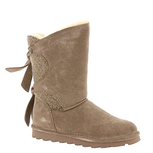 Bearpaw Womens Willow Winterstiefel Taupe