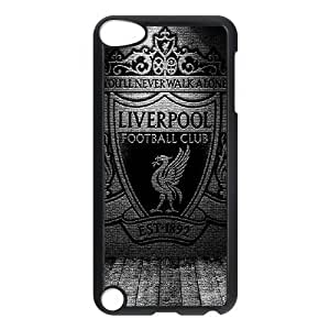aqiloe diy Ipod Touch 5 Phone Case Liverpool Logo F5Q8076