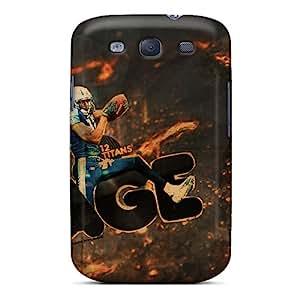 LKoeB10780MVajV Faddish Justin Gage Tennessee Titans Player Case Cover For Galaxy S3