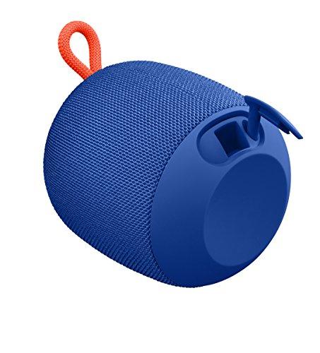 Ultimate Ears WONDERBOOM Waterproof Super Portable Bluetooth Speaker – IPX7 Waterproof – 10-hour Battery Life – Deep Blue by Ultimate Ears (Image #3)